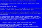 Mavi Ekran Hataları ve Çözümleri