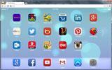 Chrore'a iOS 7 Görünümü