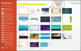 PowerPoint 2013′te Başlat Ekranı Özelleştirmek
