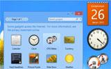 Windows 8.1 için Desktop Gadgets