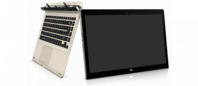 Toshiba'nın İddialı Bilgisayar Tableti!
